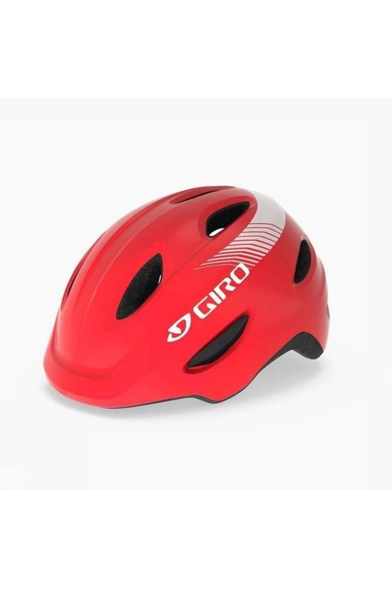 Giro Casque Velo Scamp Rouge