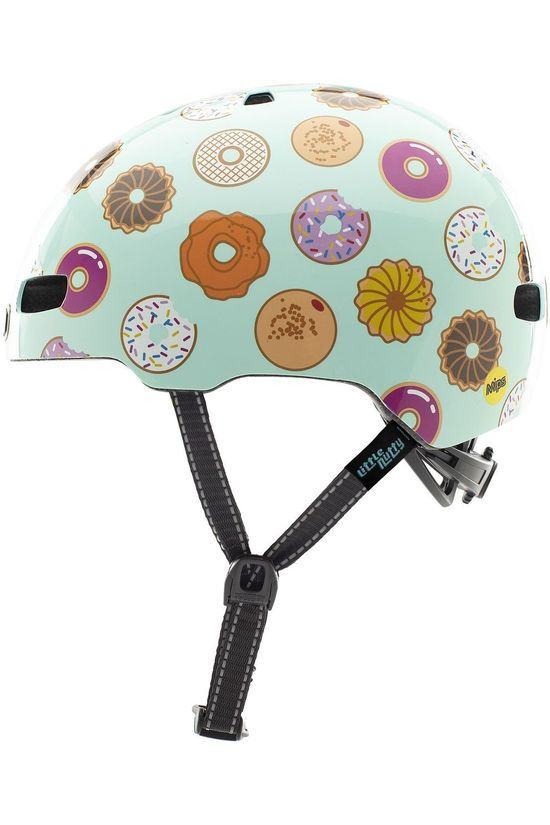 Nutcase Bicycle Helmet Little Nutty Mips Turquoise/Assorted / Mixed