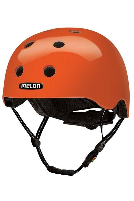 Melon Bicycle Helmet Rainbow XXS-S orange