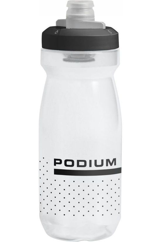 CamelBak Bidon Podium 21Oz white/black