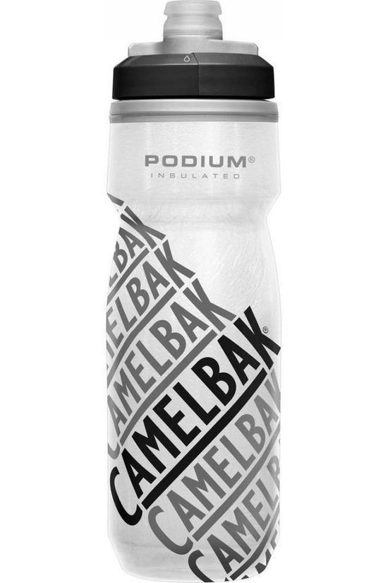 CamelBak Bottle Podium Chill 21Oz white/black