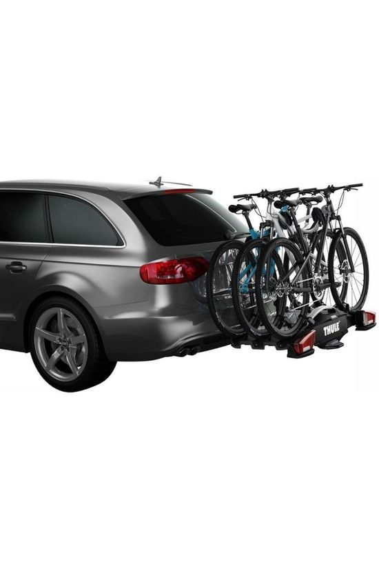 Thule Bicycle Carrier Velocompact 3 13-Pin No colour / Transparent