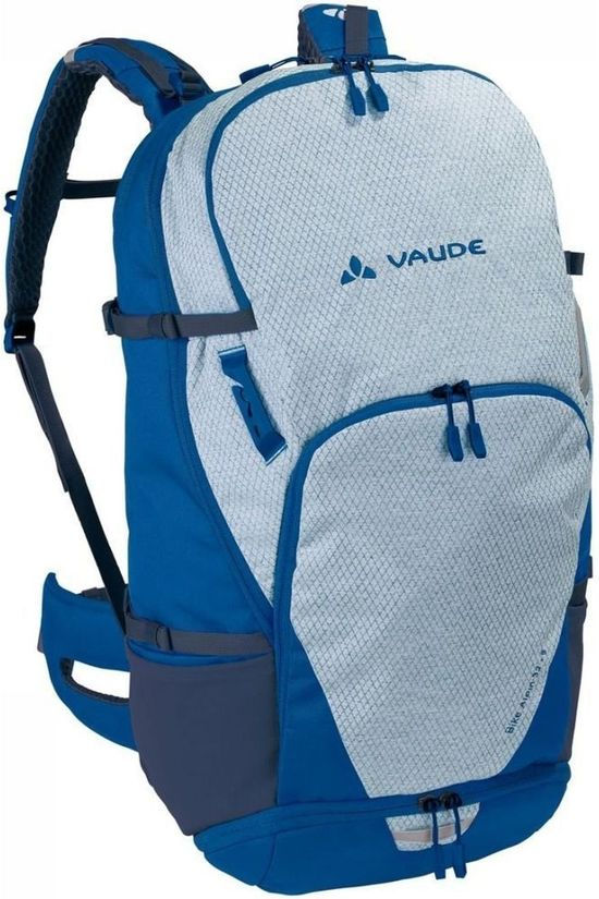 Vaude Bicycle Backpack Bike Alpin 32+5 light blue