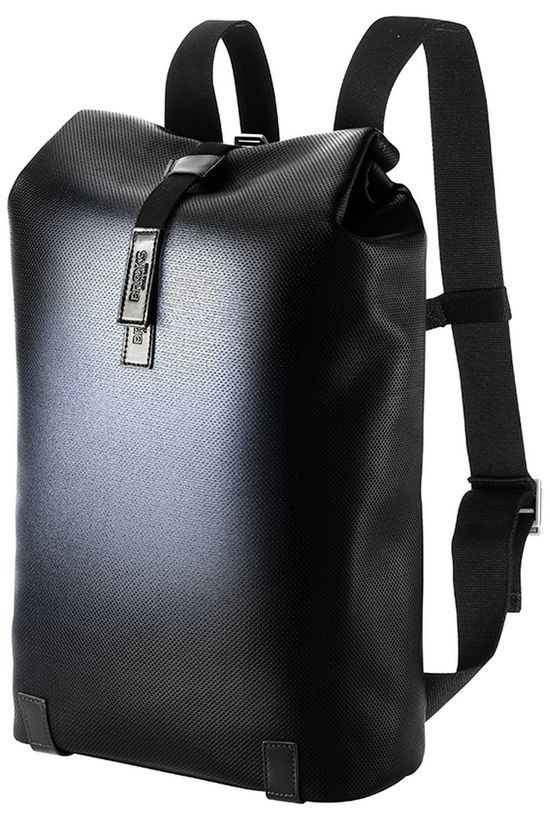 Brooks Bicycle Backpack Pickwick Reflective Laeter Large (26 L) - Black black
