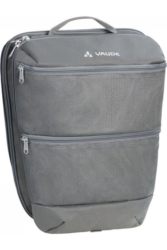 Vaude Bike Bag Back Sortyour Back dark grey