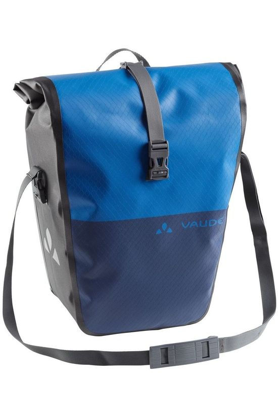 Vaude Bike Bag Back Aqua Back Color Single Navy Blue/Blue