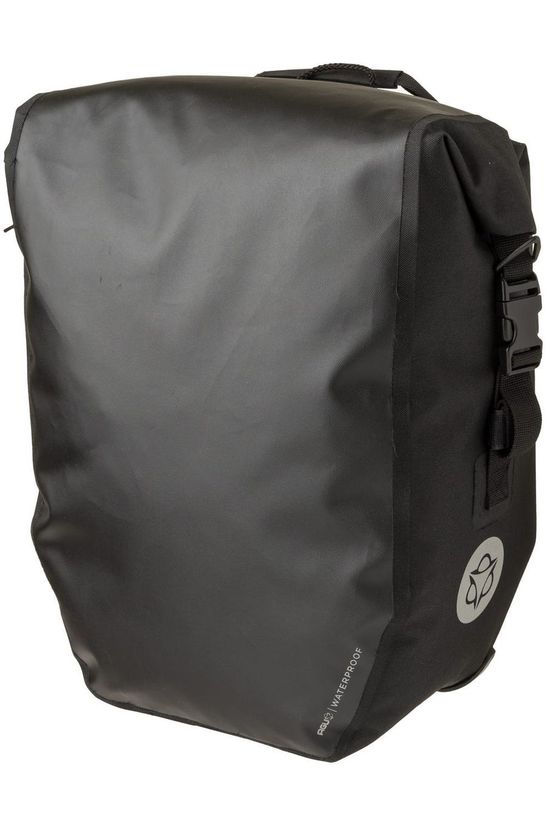 Agu Bike Bag Back Shelter Clean Enkele Fietstas Large black