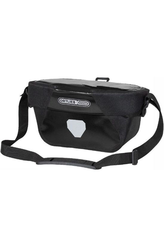 Ortlieb Handlebar Bag Ultimate S Classic black