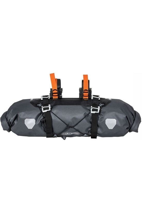 Ortlieb Handlebar Bag Handlebar-Pack 15L dark grey