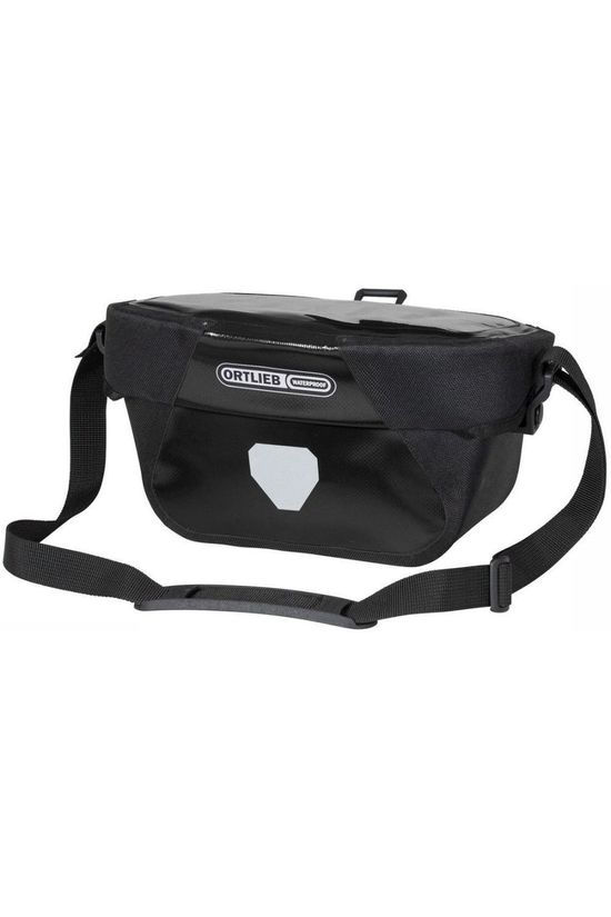Ortlieb Handlebar Bag Ultimate Six Classic 5L black