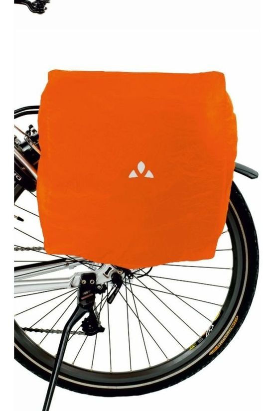Vaude Accessory Raincover For Bike Bags orange