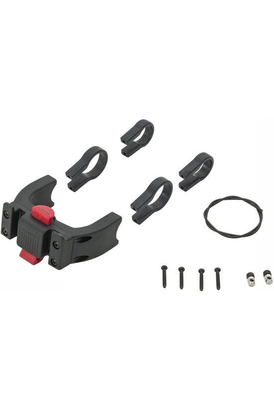 Vaude Accessoire Klick Fix For E-Bike Handle Bar Zwart