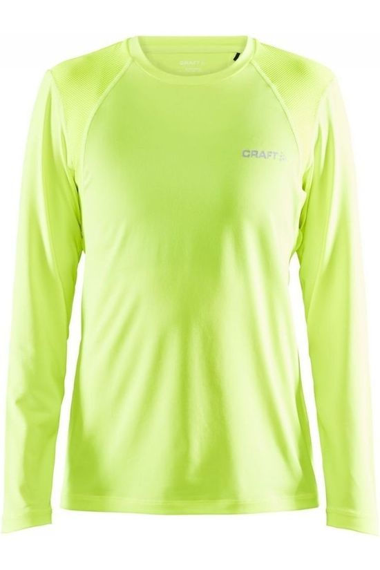 Craft T-Shirt Adv Essence Citron vert