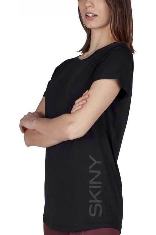 Skiny T-Shirt Yoga & Relax black