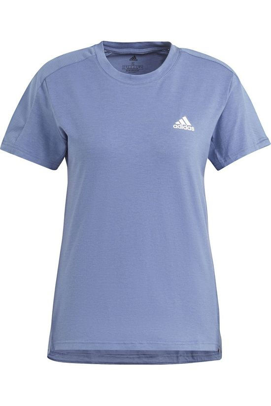 Adidas T-Shirt W Mt T mid blue