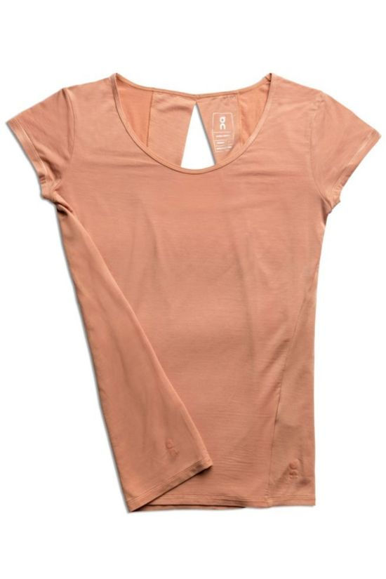 On Running T-Shirt Active-T Breathe mid pink