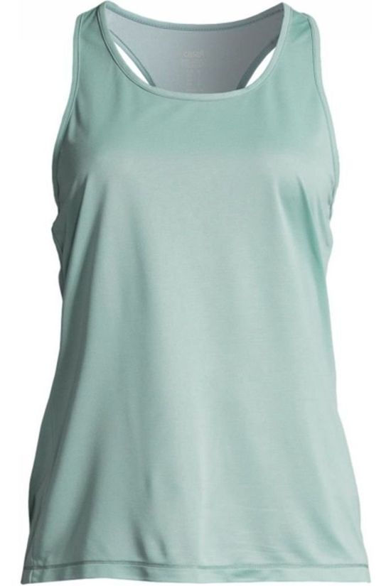 Casall Top Bio Twist Groen