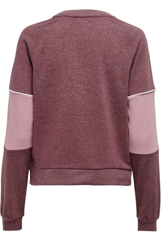 Only Play Pullover Polay Bordeaux / Maroon