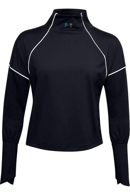 Under Armour Pullover Cg Rush 1/2 Zip black