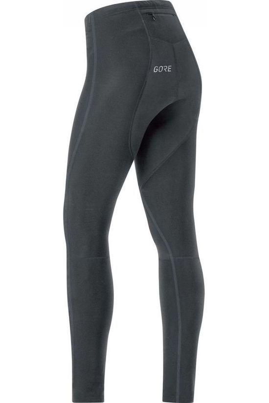 Gore Wear Tights C3 Women Partial Windstopper black