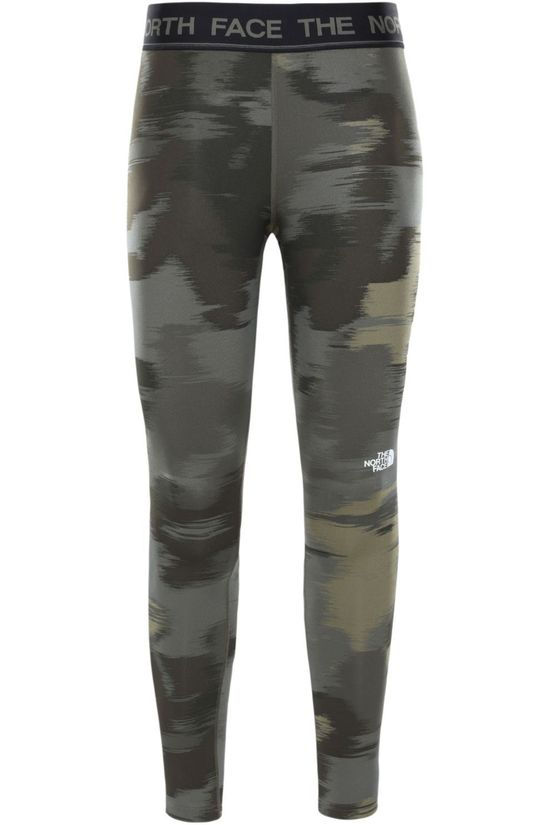 The North Face Tights Flex Mid Rise Ass. Camouflage