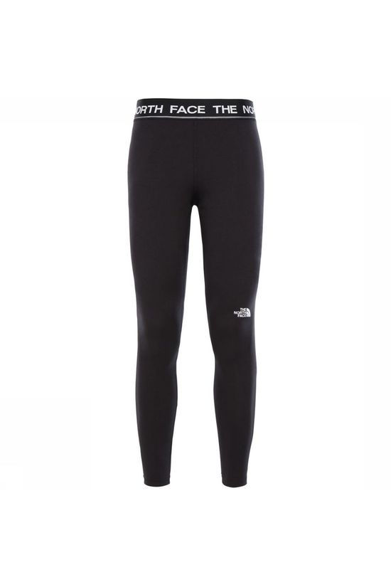 The North Face Legging Flex Mid Rise Zwart