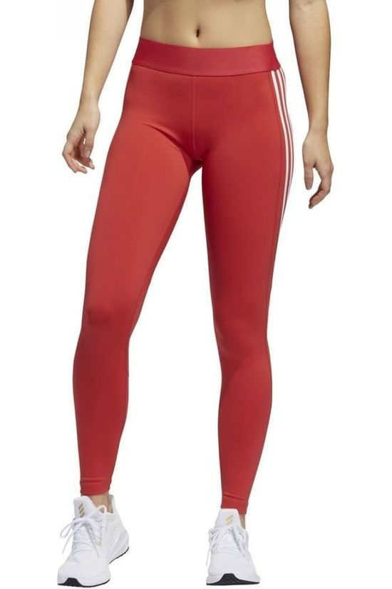 Adidas Legging Ask Sp 3S L T Rood