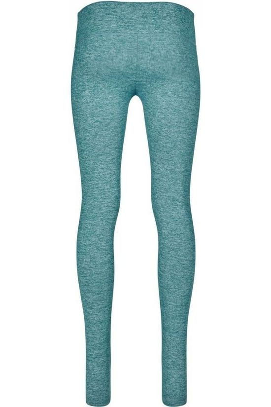 Skiny Collants De Sport Legging Long Bleu Pétrole