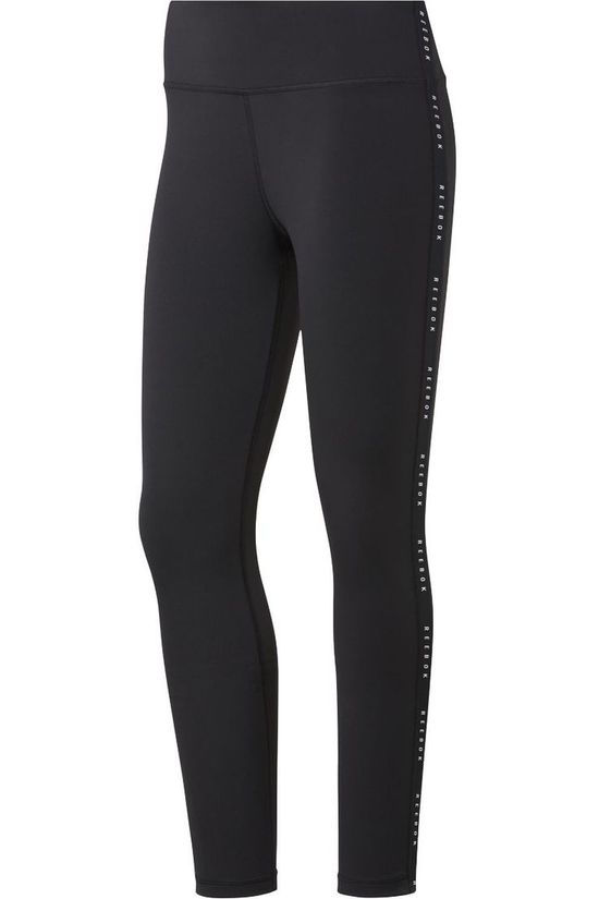 Reebok Collants De Sport Sh Lux Tight 2.0-Rb Noir