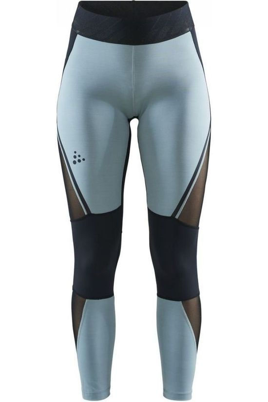 Craft Tights Charge Mesh black/light blue