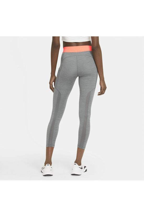 Nike Tights Pro Tight Light Grey Marle/Mid Pink