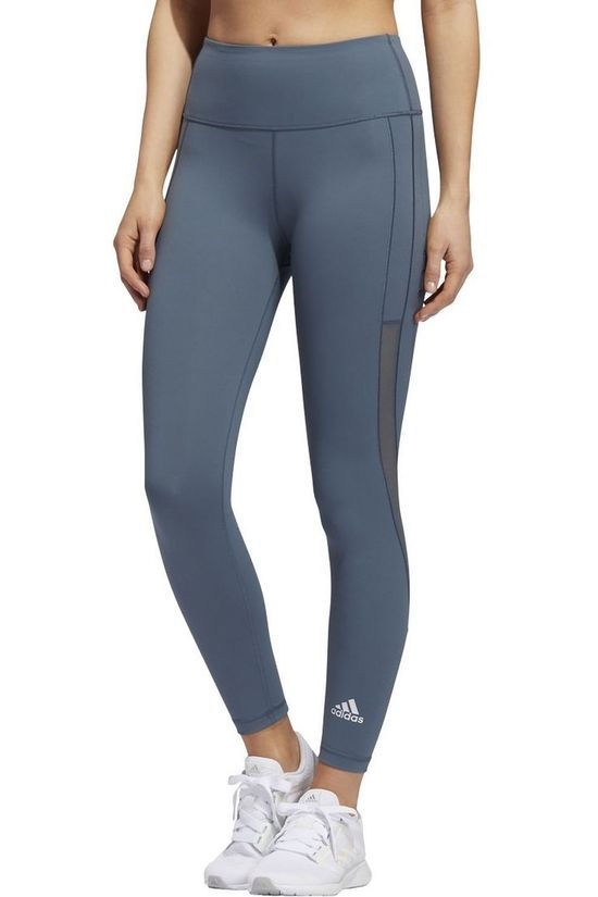 Adidas Tights Ask 7/8 T H.Rdy Mid Blue (Jeans)