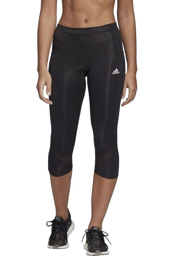 Adidas 3/4 Tights Own The Run Tgt black