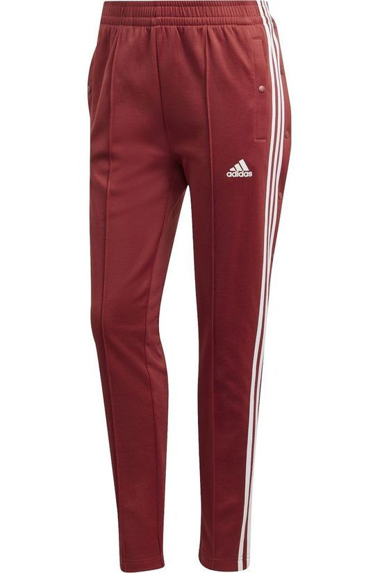 Adidas Sweat Pants W Mh Snap Pant red