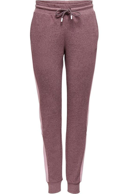 Only Play Sweat Pants Olay Slim Bordeaux / Maroon