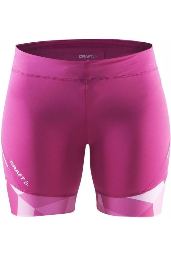Craft Shorts Devotion mid pink
