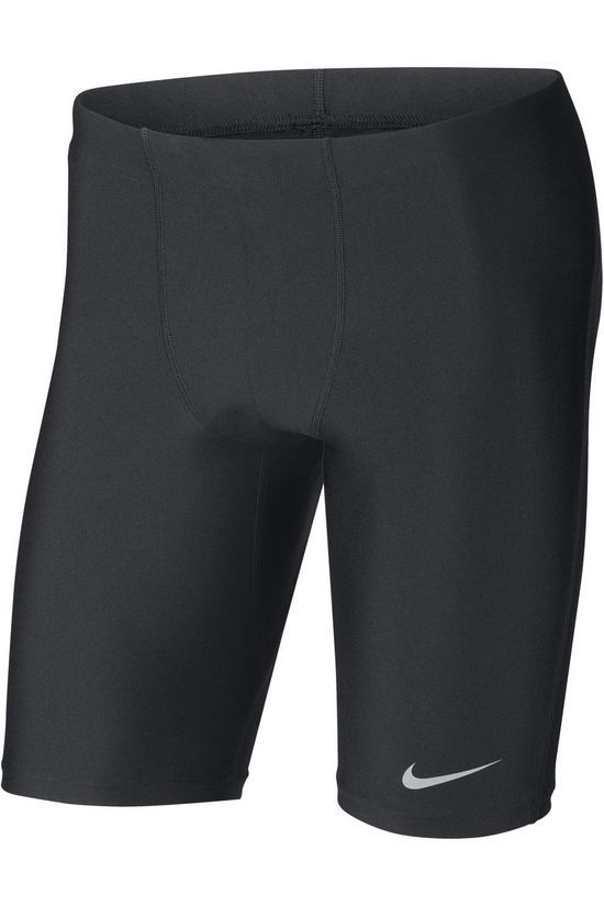 Nike Short W Fast Tight 7 Inch Zwart
