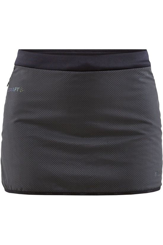 Craft Jupe Lumen Subz Skirt W Noir