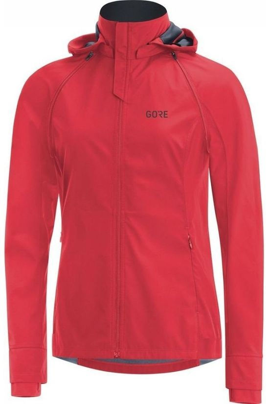Gore Wear Windstopper R3 Gore Zip-Off dark red/black