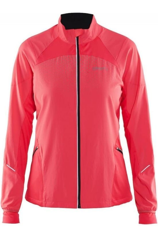 Craft Windstopper Brilliant Light Jacket M mid pink