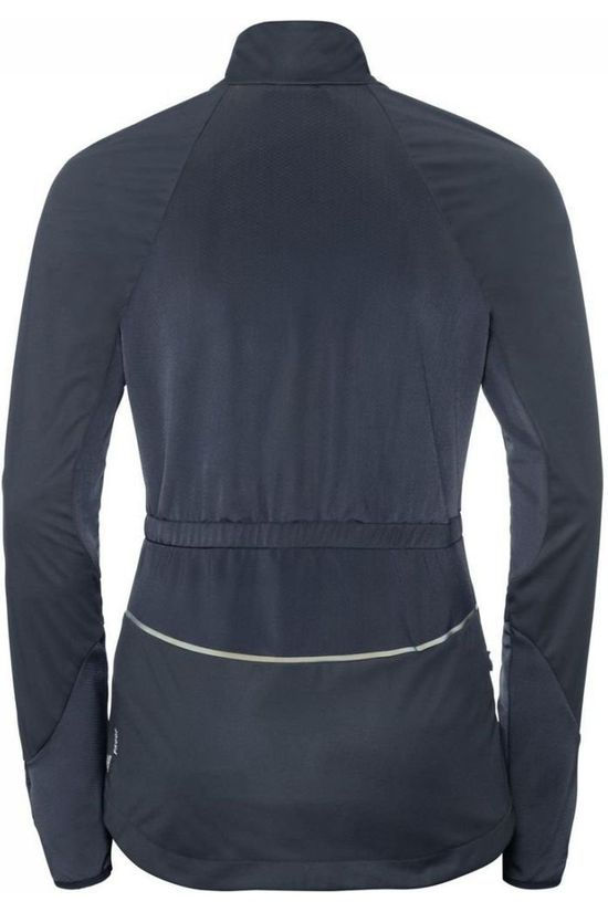 Odlo Windstopper Zeroweight Windproof Reflect Warm dark grey