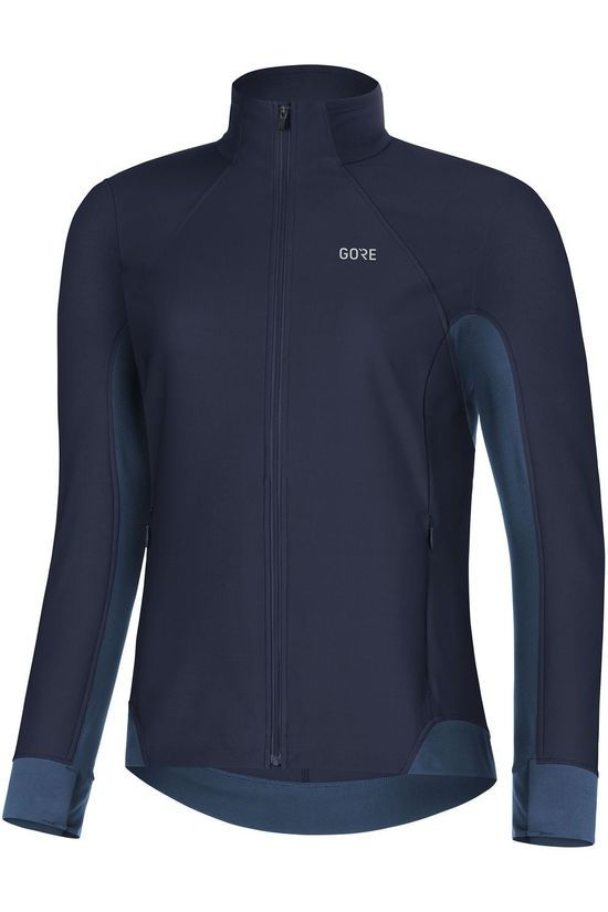 Gore Wear Windstopper R3 Women Partial dark blue/blue