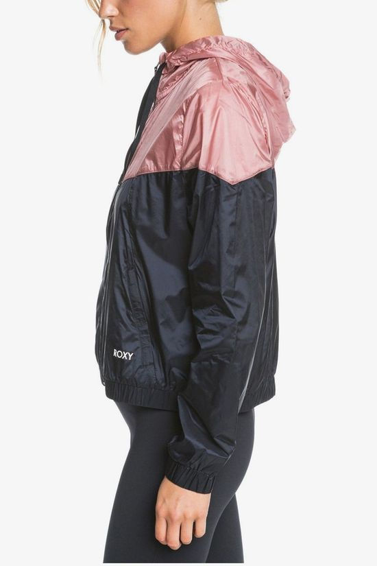 Roxy Windstopper Take It This black/light pink