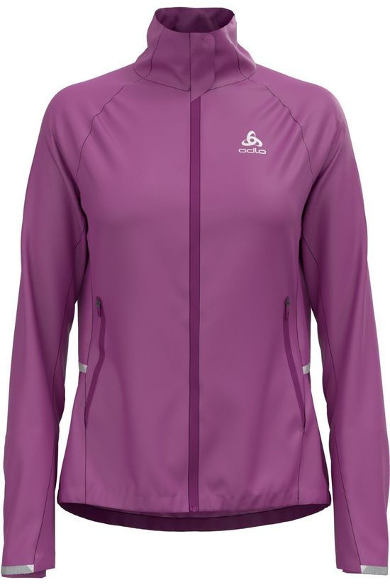 Odlo Windstopper Zeroweight Pro Warm Violet