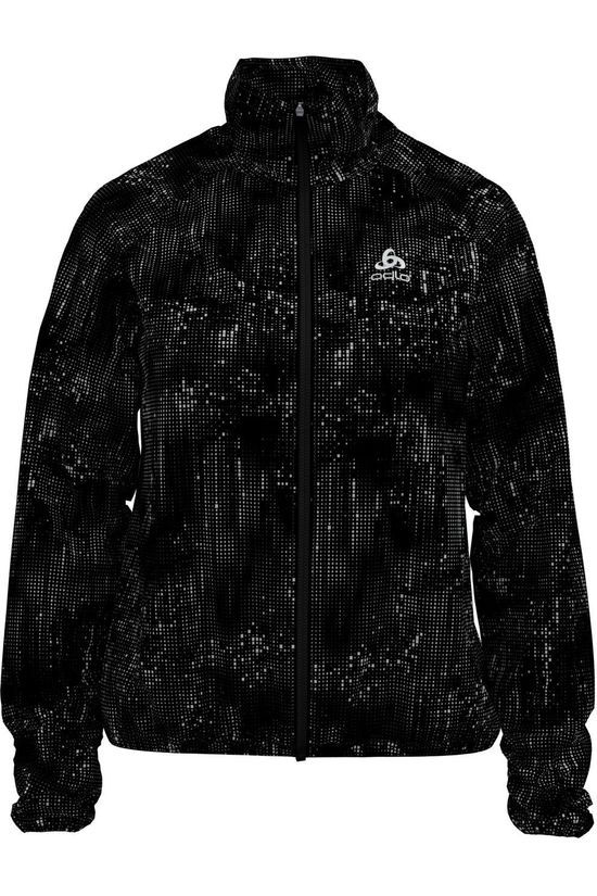 Odlo Windstopper Zeroweight Print Black/Assorted / Mixed