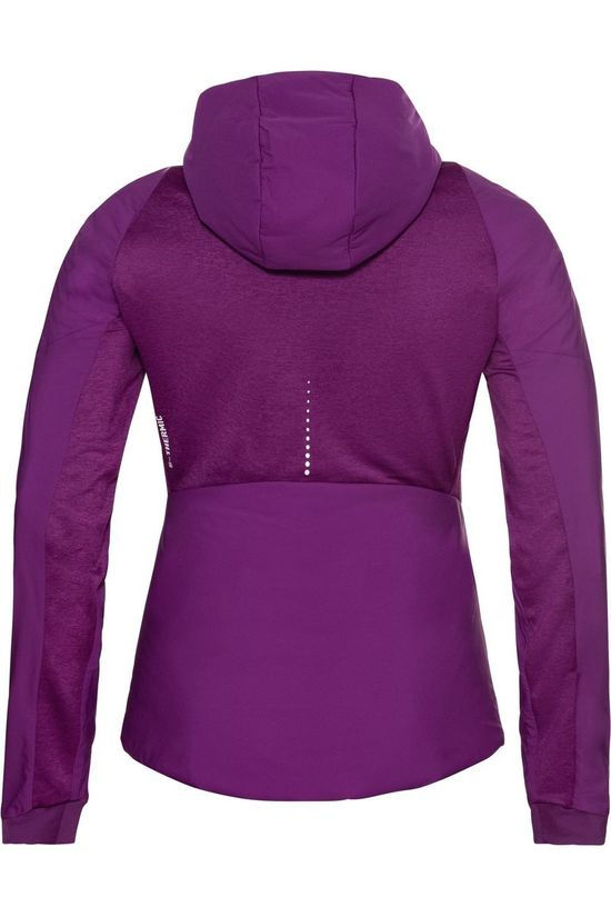Odlo Coat Millennium S-Thermic purple