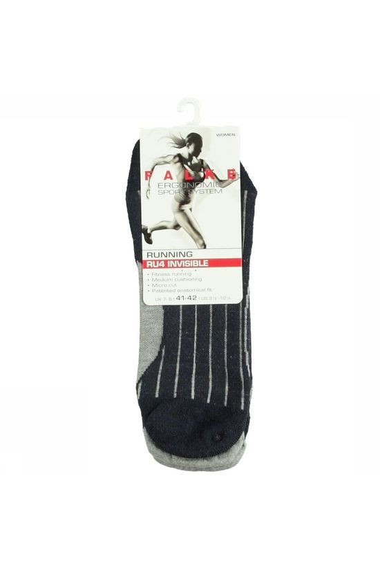 Falke Sock RU4 Invisible light grey