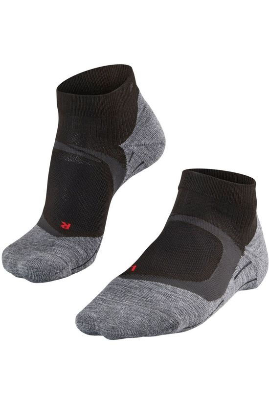Falke Sock Ru 4 Cool black/light grey