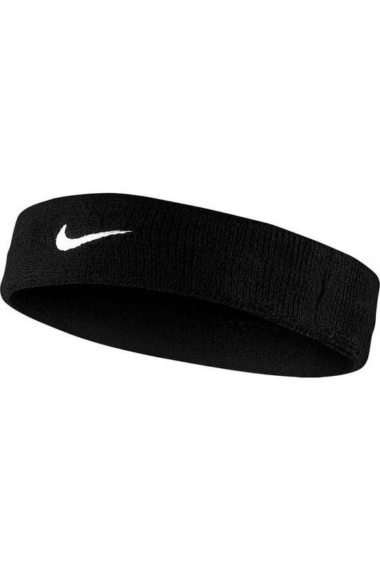 Nike Equipment Bandeau Swoosh Noir