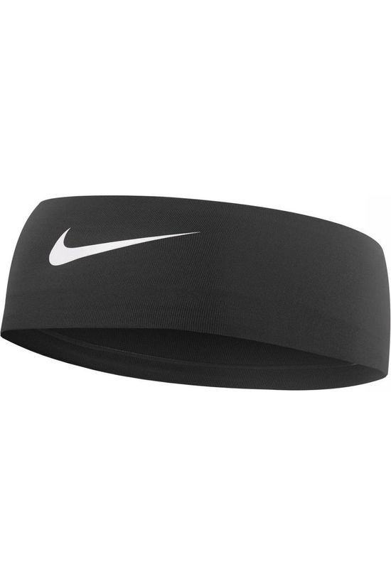 Nike Equipment Bandeau Fury Headband 2.0 Noir/Blanc